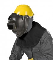 Welding helmet with Peltor G3000