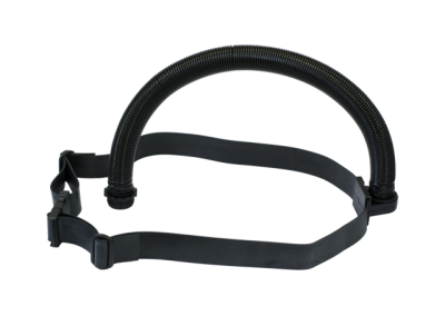 CleanAIR Rubber belt with hose keeper and the light flexi hose