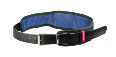 CleanAIR Leather comfort belt