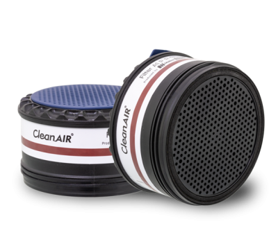 CleanAIR Set of combined filters CleanAIR® AerGO® A1 P R SL