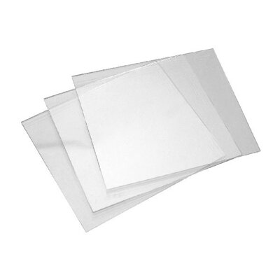 Spatter lenses polycarbonate 90x110x1,0mm