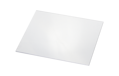 CleanAIR Protection plate external, 110 x 90 mm, 1,0 mm