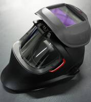 Welding masks and helmets with auto darkening filter