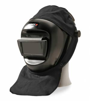 Evermatic Air welding helmet DIN 9